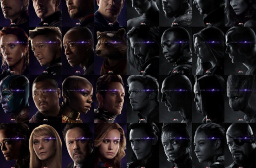 Screenshots New Avengers Endgame Posters Confirm Beloved