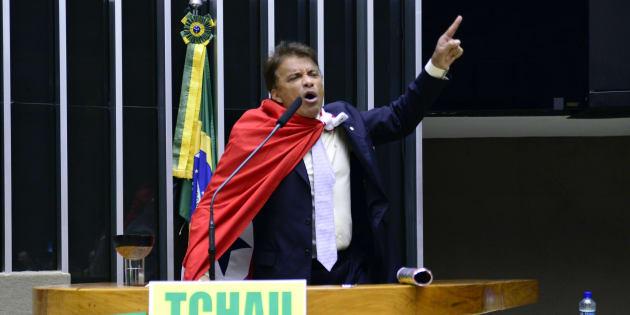 Conselho de Ética da Câmara encerrou oprocesso de quebra de decoro contra o deputado Wladimir Costa (SD-PA), acusado de divulgar uma montagem com a imagem da filha da deputada Maria do Rosário (PT-RS) em trajes íntimos.