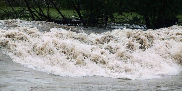 Certaines rivières pourraient sortir de leur lit.