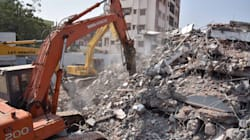 Three Children, Two Women Killed In A Two-Storey Building Collapse In