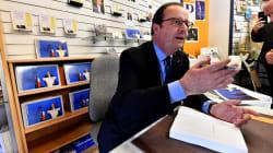 Hollande répond à ceux qui moquent ses dédicaces chez