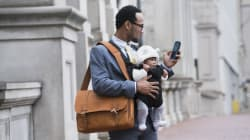 Tech-Distracted Parenting Can Harm Your Children, But There Are Ways To Curb Your