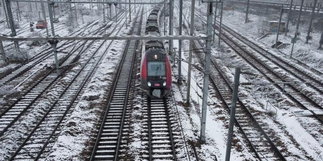 Les transports sont perturbés encore aujourd'hui — Neige et intempéries