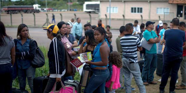 Dos mais de 86 mil pedidos de reconhecimento de refúgio em análise no Comitê Nacional para os Refugiados (Conare), um terço, ou seja, cerca de 28 mil solicitações são de venezuelanos.