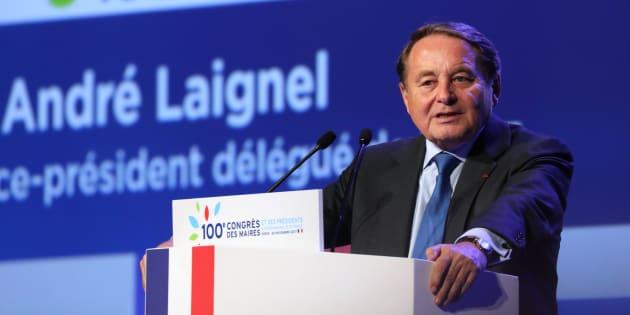 La maison d'André Laignel, élu et ex-ministre PS, visé par des tirs d'armes à feu
