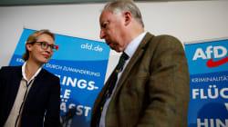 En entrant au Parlement, le parti nationaliste allemand signe une première depuis