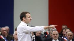 BLOG - Macron utilise le grand débat pour construire sa campagne de