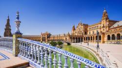 La Plaza de España de Sevilla, elegida como el segundo lugar más espectacular del