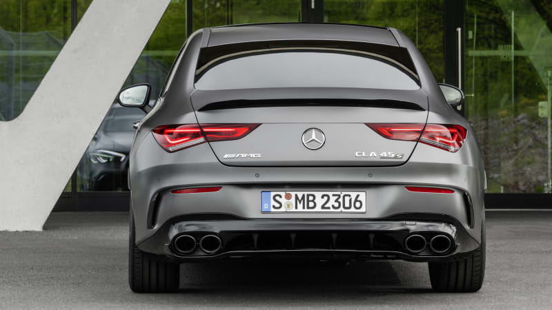 Mercedes-AMG exhaust notes set to get quieter thanks to EU