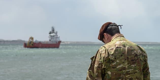 O submarino desapareceu, sem deixar rastros, após cumprir uma missão na Patagônia.