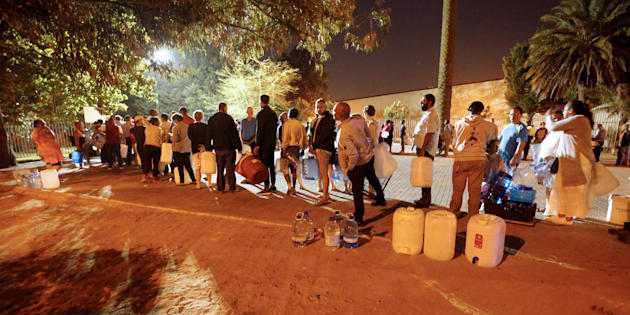 More African cities face water crisis as Cape Town runs dry