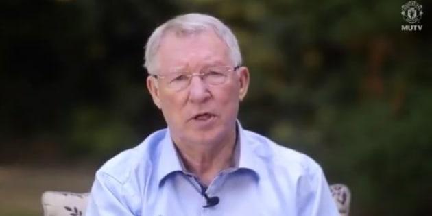 Sir Alex Ferguson va mieux et remercie les médecins qui l'ont soigné.