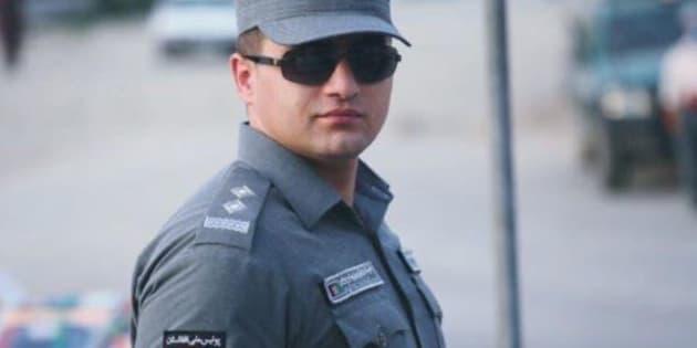 À Kaboul, le sacrifice héroïque de ce policier a permis de sauver de nombreuses vies