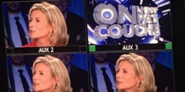 """Claire Chazal à la place de Christine Angot dans """"ONPC"""", le joker consensuel de France Télévisions."""