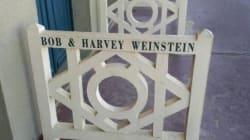 Le nom d'Harvey Weinstein va être effacé des planches de