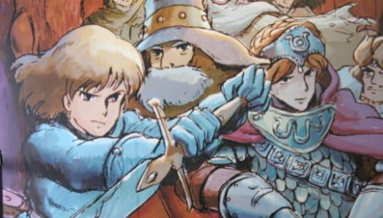 「風の谷のナウシカ」が新作歌舞伎に 宮崎駿作品で初