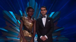 Dreamers: Le message subliminal contre Trump de Lupita Nyong'o et Kumail