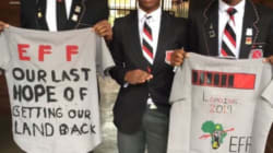 Maritzburg College Students' Choice Of Political Affiliation Is Their Decision To
