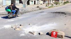 L'attaque au gaz sarin en Syrie, début avril, perpétrée par le régime d'Assad selon