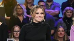 Léa Clermont-Dion annonce qu'elle est enceinte dans un touchant