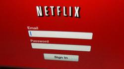 Netflix met ses abonnés en garde contre des messages