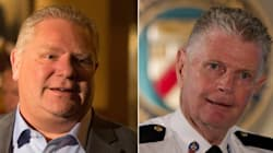 Acting Ont. Police Head Calls For Probe Into Ford Hiring Family