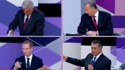 EN VIVO: Segundo debate presidencial México
