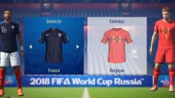 Le jeu «FIFA 18» donne un avantage aux Bleus face à la