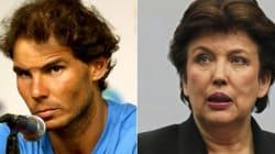 Bachelot proposait un euro de dommages et intérêts à Nadal, elle devra lui en régler