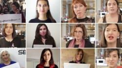 Las periodistas del HuffPost España se unen a la huelga feminista por el Día de la