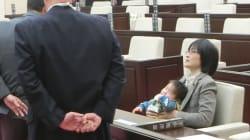 「赤ちゃん連れ議会」OK? NG?