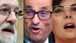 El Supremo archiva la querella de Torra contra Rajoy y Sáenz de