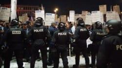 Les cols bleus de Laval entreprennent une grève des heures