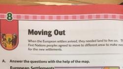 Un éditeur ontarien modifiera un ouvrage pédagogique qui «blanchit»