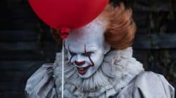 L'acteur qui joue le clown de