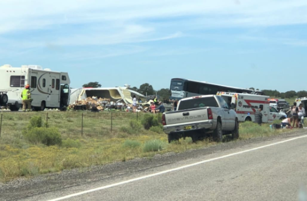 Police report fatalities in New Mexico bus crash - News Club