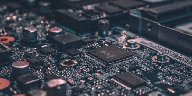 A computer motherboard. (Representational image)