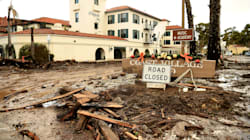 Southern California Mudslides Leave At Least 17
