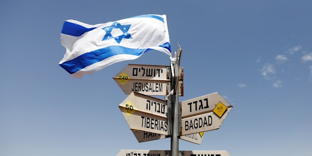 """Israël se considère désormais comme """"Etat-nation juif"""", l'hébreu seule langue officielle"""