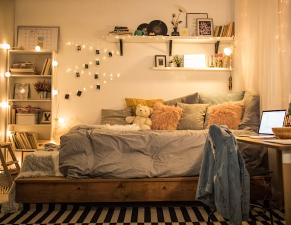 Stylish dorm decor that won't break the bank