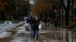 'Félix' continúa poniendo en aviso a 38 provincias por
