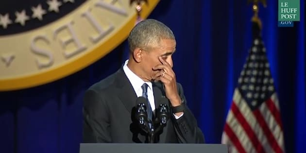 Un président qui pleure, un atout plutôt qu'une faiblesse