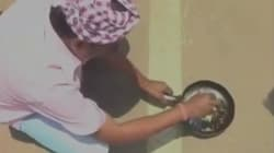 WATCH: Man Cooks Egg On Road, As Heatwaves Intensify In