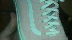 Di che colore sono queste scarpe? Dopo #TheDress, un nuovo dilemma divide la