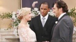 Brooke e Ridge di nuovo sposi. Per la dodicesima