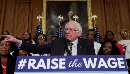Bernie Sanders se lance à nouveau dans la course à la Maison