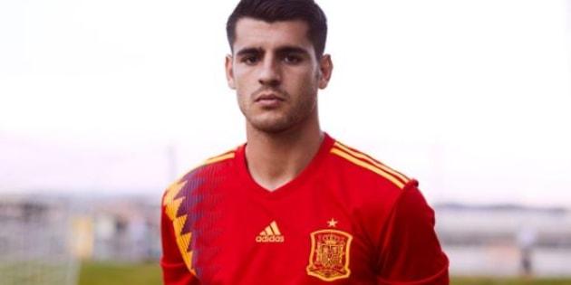 Mondial 2018: Adidas a dévoilé le nouveau maillot de la Roja (équipe d'Espagne)