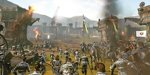 Comment se comporterait l'humanité si c'était la fin du monde? Une étude a cherché la réponse dans le MMORPG ArcheAge.