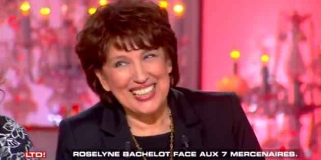 Roselyne Bachelot explique pourquoi elle préfère Macron à Wauquiez