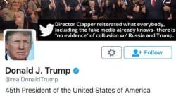 L'ultima photoshoppata di Trump su Twitter dimostra che dovrebbe cambiare